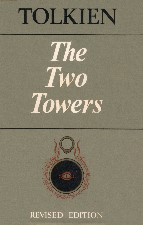 The Two Towers. 1966. Hardback in dustwrapper.