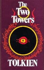 The Two Towers. 1973. Hardback in dustwrapper.