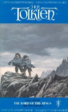 The Two Towers. 1990. Paperback.