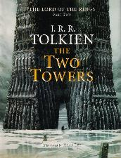 The Two Towers. 2002. Hardback in dustwrapper.