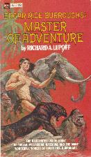 Edgar Rice Burroughs: Master of Adventure. 1968. Paperback.