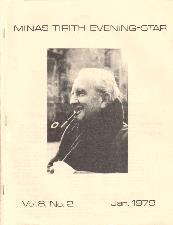 Minas Tirith Evening Star. 1979. Magazine.