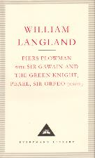Piers Plowman. 2001. Hardback in dustwrapper.