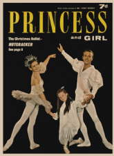 Princess and Girl - 2 January. Magazine.