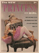 The New Princess and Girl - 31 October. Magazine.