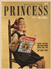 Princess and Girl - 21 November. Magazine.