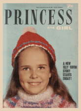 Princess and Girl - 28 November. Magazine.
