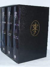 History of Middle-earth. 2002. Hardbacks. Issued in a slipcase.