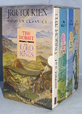 The Tolkien Box Set. 1987. Paperbacks. Issued in a box.
