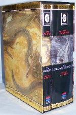 The Hobbit & The Lord of the Rings. 2000. Hardbacks. Issued in a slipcase.