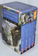 The Hobbit & The Lord of the Rings. 2002. Paperbacks. Issued in a slipcase.