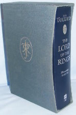 The Lord of the Rings. 1991.. Hardback. Issued in a slipcase.