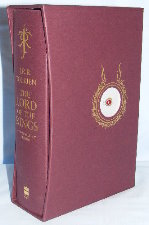 The Lord of the Rings. 2004. Hardback. Issued in a slipcase.
