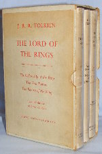 The Lord of the Rings. 1958. Hardbacks. Issued in a slipcase.