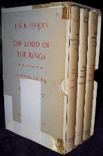 The Lord of the Rings. 1959. Hardbacks. Issued in a slipcase.