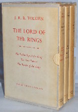The Lord of the Rings. 1960. Hardbacks. Issued in a slipcase.