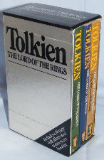 The Lord of the Rings. 1979/1980. Paperbacks. Issued in a slipcase.