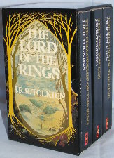 The Lord of the Rings. 1981. Paperbacks. Issued in a slipcase.