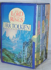 The Lord of the Rings. 1986. Paperbacks. Issued in a slipcase.