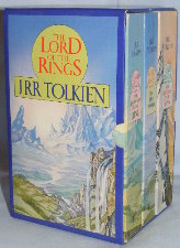 The Lord of the Rings. 1988. Paperbacks. Issued in a slipcase.