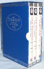 The Lord of the Rings. 1992. Hardbacks. Issued in a slipcase.