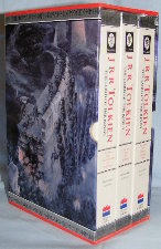 The Lord of the Rings. 1996. Paperbacks. Issued in a slipcase.