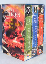 The Lord of the Rings. 1999. Paperbacks. Issued in a slipcase.