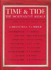 Time and Tide. 1955. Magazine.