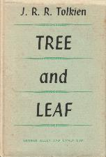 Tree and Leaf. 1964. Hardback in dustwrapper.