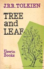 Tree and Leaf. 1964. Paperback.