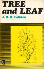 Tree and Leaf. 1968. Paperback.