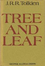 Tree and Leaf. 1971. Hardback in dustwrapper.