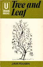 Tree and Leaf. 1971. Paperback.