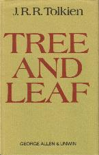 Tree and Leaf. 1975. Hardback in dustwrapper.