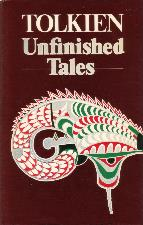Unfinished Tales. 1980. Hardback in dustwrapper.