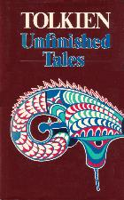 Unfinished Tales. 1987. Hardback in dustwrapper.